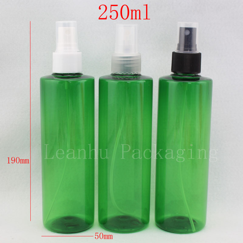 250ml-green-bottle-with-spray