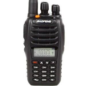 Image 2 - Newset baofeng uv b5 Walkie Talkies Two Way Radios Dual Band Mobile Radio For Police Equipment Hf Transceiver Ham Radio Portatil