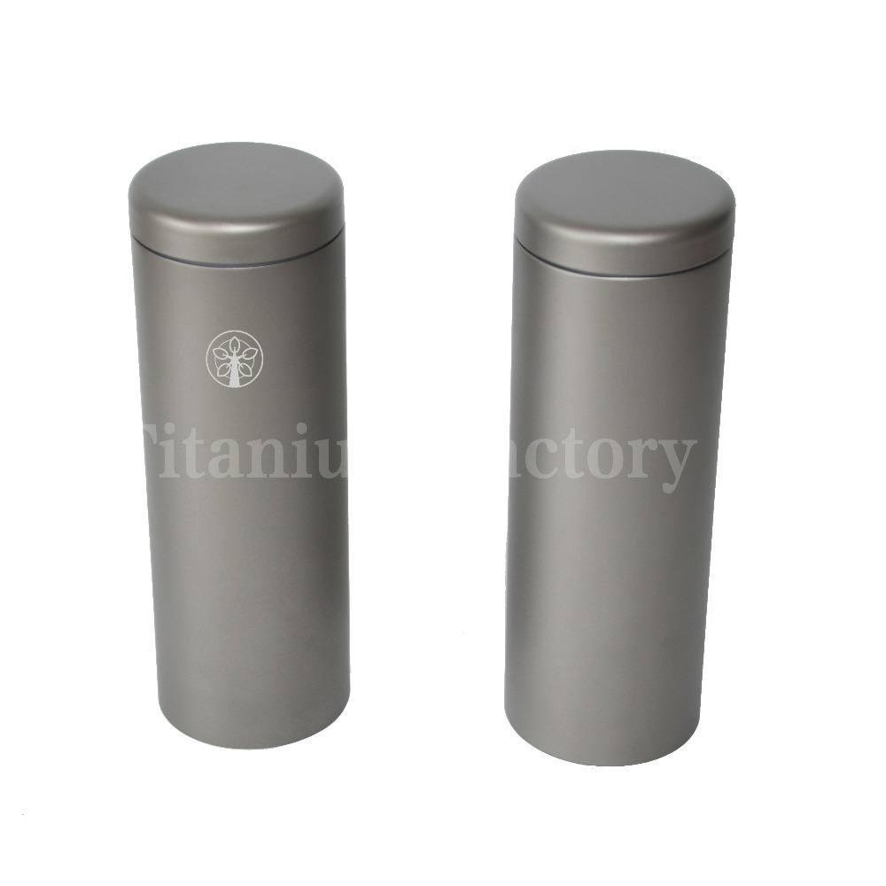 2016 Outdoor camping Super light Titanium water bottle