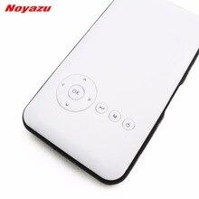 Batería IN5000mAh Noyazu 32G HDMI Mini Proyector de Bolsillo DLP Proyector Android Bluetooth WIFI Teléfono Inteligente Portátil Beamer