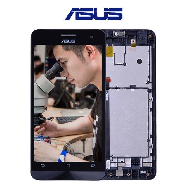 "1Year Warranty Original 5.0"" Display For ASUS Zenfone 5 LCD Touch Screen Replacement Zenfone5 Digitizer Frame A500CG A501CG T00J"
