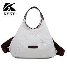 2016 New High quality Canvas Women Bags Handbags Ladies Shell Shoulder Bag Vintage Triangle designer famous