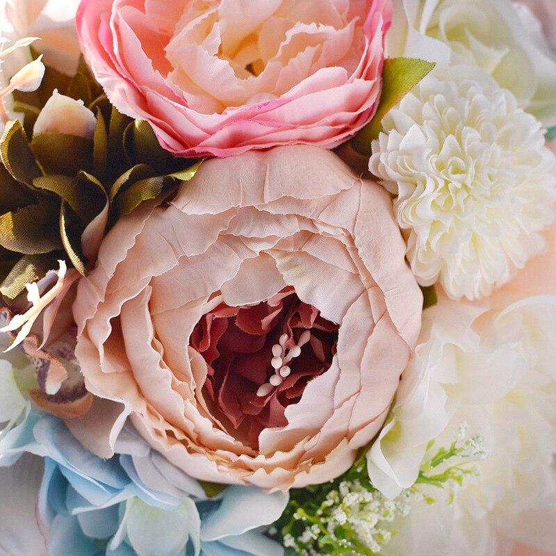 SPR 2 шт./лот 50 см Pomander розовый шар EMS Бесплатная доставка свадебные поцелуи цветы вечерние/украшение дома цветок - 4