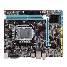 цена на H55 Motherboard New Lga1156 Ddr3 Supports I3 I5 I7 Cpu Motherboard Pci-Express Usb Ports Mainboard Main Board For Computer