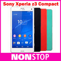 "Original SONY Xperia Z3 Compact D5803 Unlocked Quad core 4.6"" 2GB RAM 16GB ROM Android Mobile phones Refurbished SONY Z3 Mini"