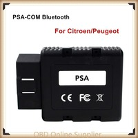 2019 Latest For Citroen/Peugeot PSACOM PSA COM Bluetooth Diagnostic Tool PSA COM OBD OBD2 For ECU/Key programming/DTC/Airbag