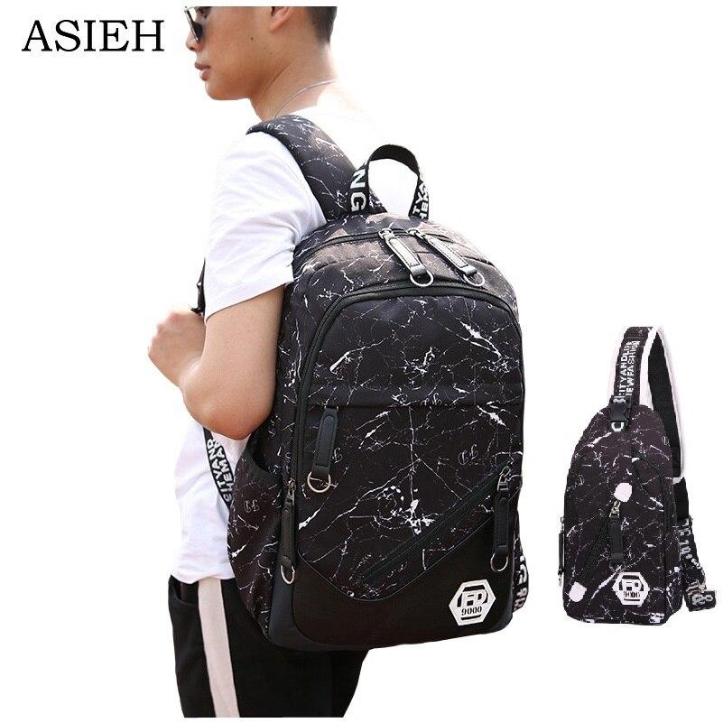 Travel, Backpacks, Student, Backpack, Laptop, School