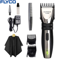 Flyco Professional Electric Hair Clipper for adult baby Rechargeable Hair Trimmers Hair Cutting Machine Beards shaver FC5808