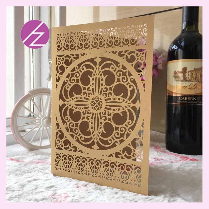 Aliexpress.com : Buy 12pc uniquecustom printing wedding invitation ...