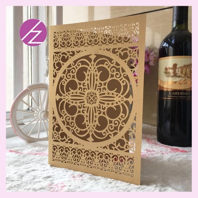 12pc uniquecustom printing wedding invitation cards china wholesaler