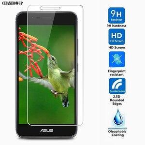 Image 1 - Szkło hartowane 9H dla Asus ZenFone 3 Max ZC520TL ochraniacz ekranu na ZenFone 3 Max ZC520 TL X008D futerał ochronny Sklo Glas
