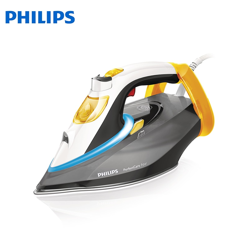 Steam iron Philips GC4922/80 electriciron gc 4922 for ironing household home appliances garment laundry steam station philips gc6804 20 steam generator iron ironing set steam iron steamgenerator gc 6804 electriciron
