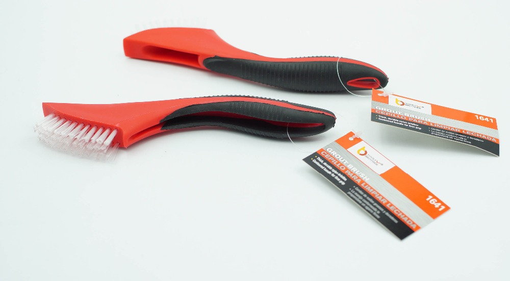 Free Shipping 1pc Per Order Grout Cleaning Brush Tile Brush Caulking Buddy Brush Made By Builders Choice Tools Limited