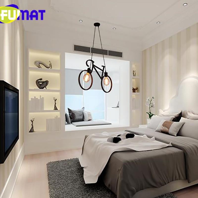 Bicycle Pendant Light 14
