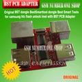 20165 100% Original BST dongle BestSmarttool dongle Melhores Ferramentas Inteligentes para samsung htc flash unlock imei com BST PCB Adaptador