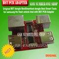 20165 100% Original dongle BST BestSmarttool dongle las Mejores Herramientas Inteligentes para samsung htc flash de desbloqueo imei con Adaptador de PCB BST