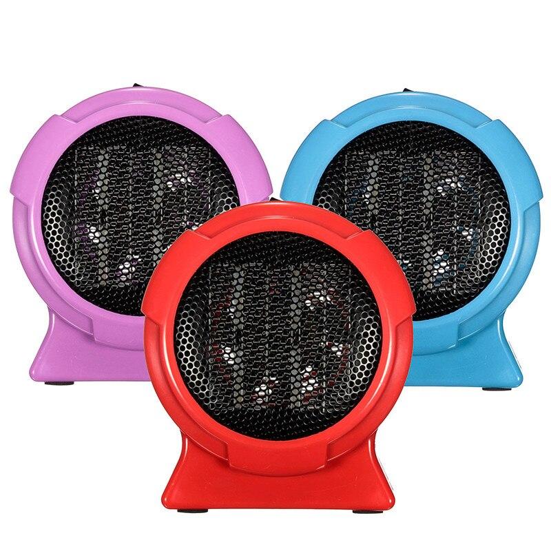 2016 Chauffe Portable Pratique Durable Qualité Mini Personnels Céramique Radiateur Électrique Hiver Warmer Fan