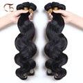 6a não transformados cabelo humano peruano onda do corpo do cabelo virgem 3 pacotes por lote 100g/3.5 oz cabelo tece personalizado 8-30 mista comprimento