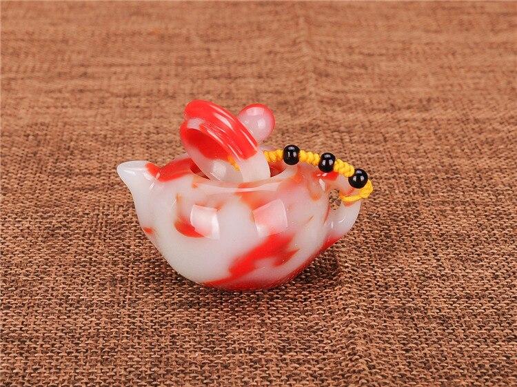 Edler Schmuck Kjjeaxcmy Boutique Schmuck S925 Sterling Silber Schmuck Halskette Mode Dame Xiao Xiang Hetian Jade Schafe Fett Jade Anhänger