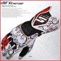 Nova rua Alpine luvas CINCO 5 RFX1 RÉPLICA ine luvas gp pro luvas de Couro De Corrida de Moto De Proteção dos homens estrelas