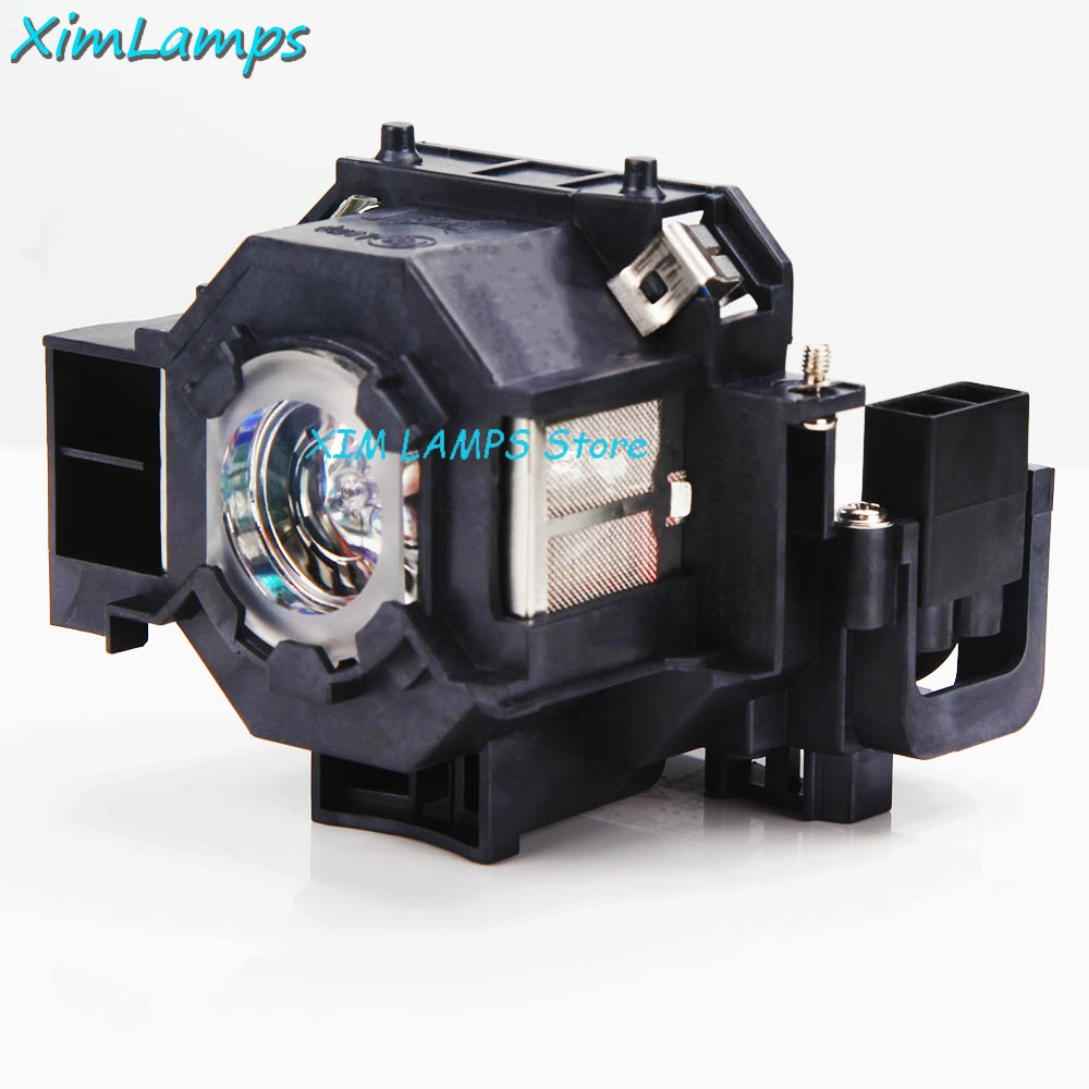 For Epson PowerLite 83C/410W/822/EMP-83H, EMP-83, EB-410W, EMP-400WE V13H010L42/ELPLP42 Original Projector Lamp With Housing elplp42 v13h010l42 replacement projector bare lamp for epson emp 83 emp 822h emp 822 emp 400 emp 280 h330b