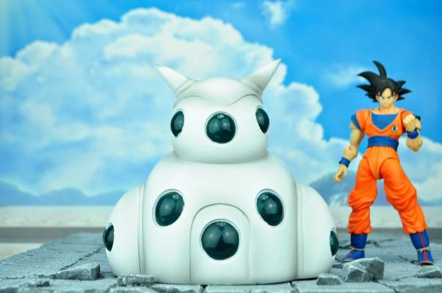 MODEL FANS Jacksdo Dragon ball Z Namek house resin made Scenes freeshipping