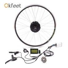 36 V 350 W ebike комплект Электрический велосипед conversion kit двигателя MXUS Марка без батареи светодиодный ЖК-дисплей дополнительно 16/20/24/26/28 g350f