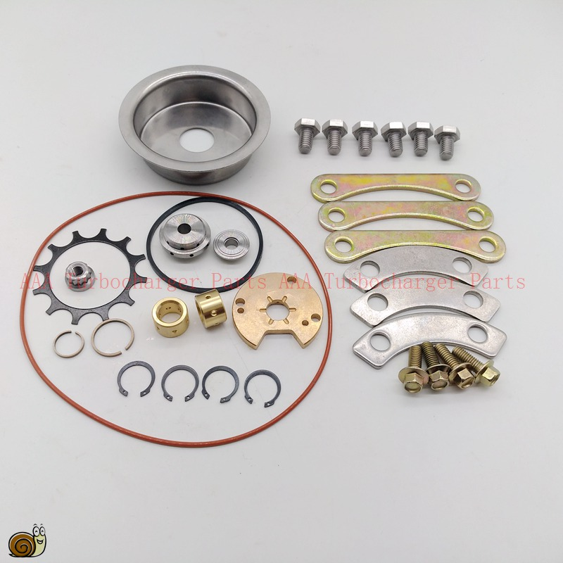 Garrett Turbocharger Rebuild Kits: Garrett T4/T04E Turbocharger Repair Kits 360 Degree Thrust