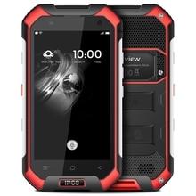 Blackview BV6000 4.7 Pulgadas 4G Impermeable IP68 Teléfono Móvil Android 7.0 MTK6755 Octa Core 2.0 GHz 3 GB + 32 GB 5MP + 13MP Teléfonos Móviles