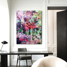 Jackson Pollock Abstract Wall Art Picture Home Decor Living Room Modern Canvas Painting No Frame