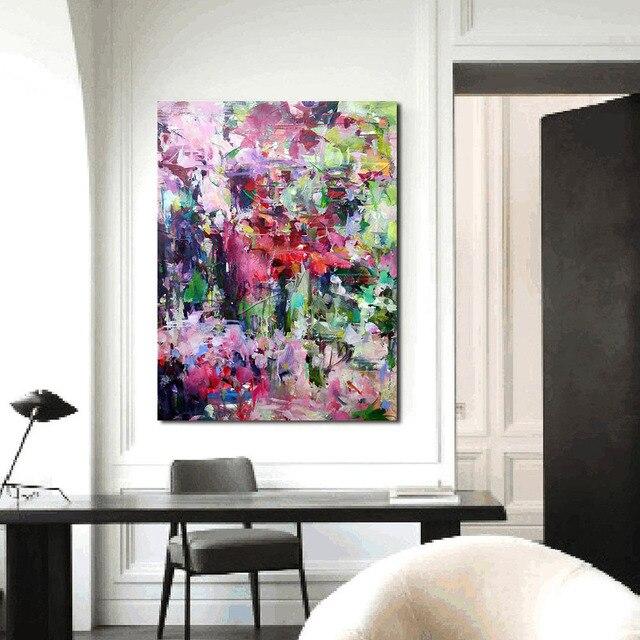 162 71 55 De Reduction Jackson Pollock Abstrait Mur Art Photo Decor A La Maison Salon Moderne Toile Peinture Pas De Cadre Dans Peinture Et