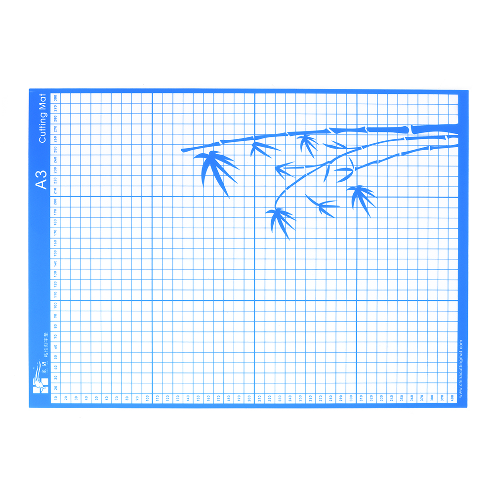 A3 PVC Replacement Cutting Mat Standard Grip Adhesive Mat with Measuring Grid for Silhouette Cameo Cutting Plotter Machine cutting mat