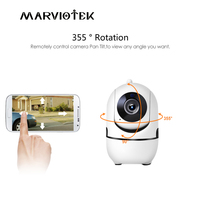 1080P Baby Monitor Auto Tracking Camera Wireless Video Safety WIFI Camera Night Vision Baby Home Babysister Audio Video Monitor