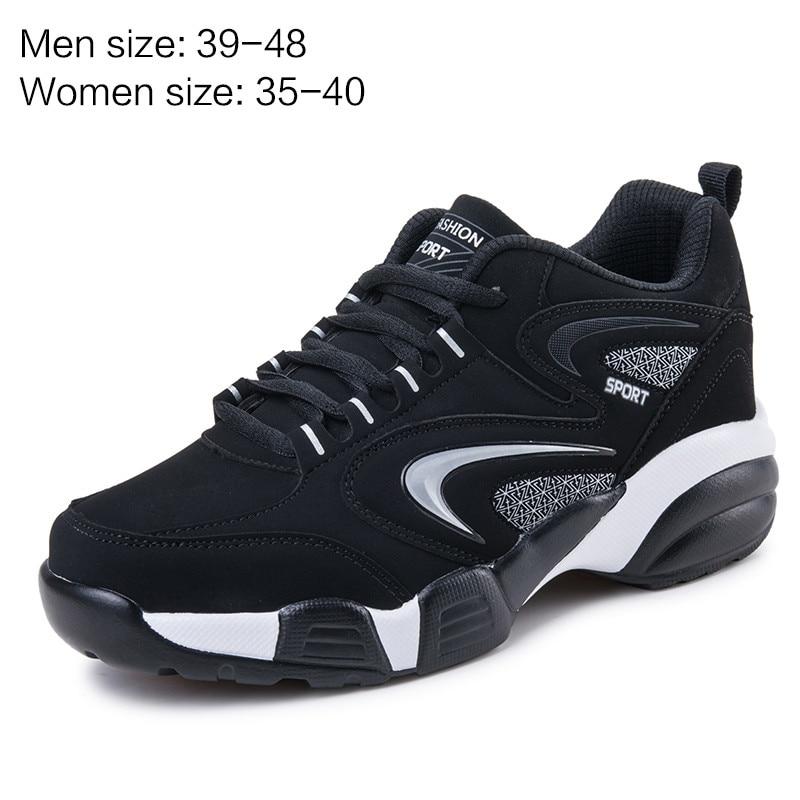 Big Size 35-48 Summer Running Shoes For Women Waterproof Sport Trainers Men Shoes Sneakers Soft Insole Outdoor Walking Shoe 692E