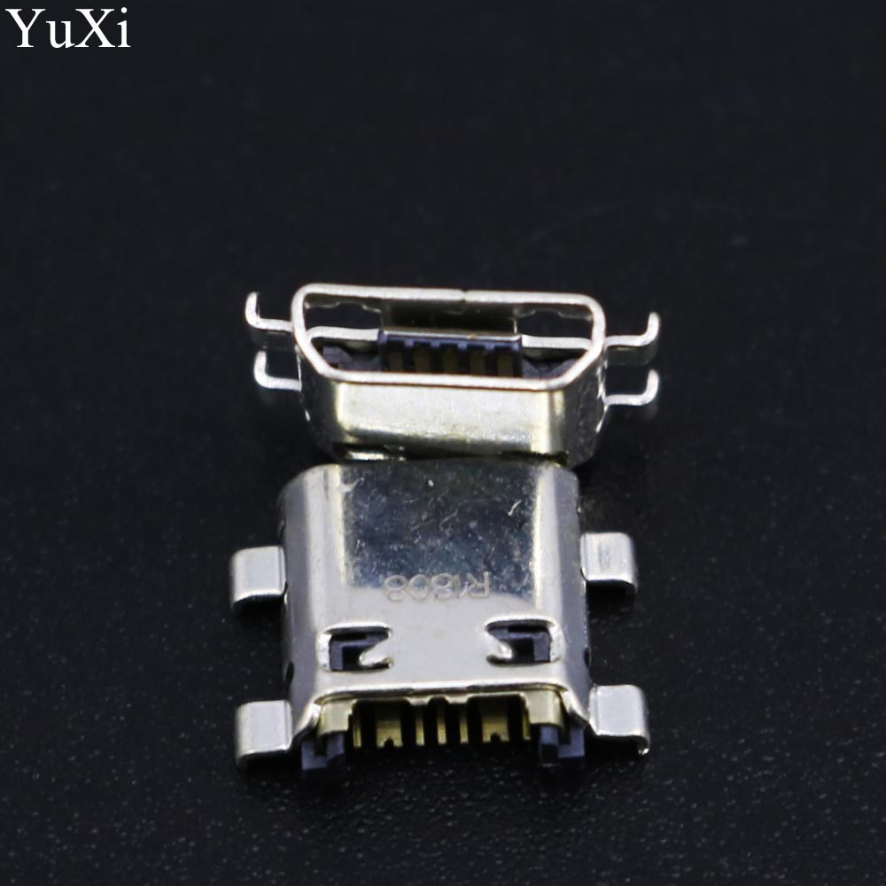YuXi 10pcs For Samsung Galaxy J5 J510 2016 J7 J700 J700F J7008 J710 2016 USB Charging Port Connector Plug Jack Socket Dock