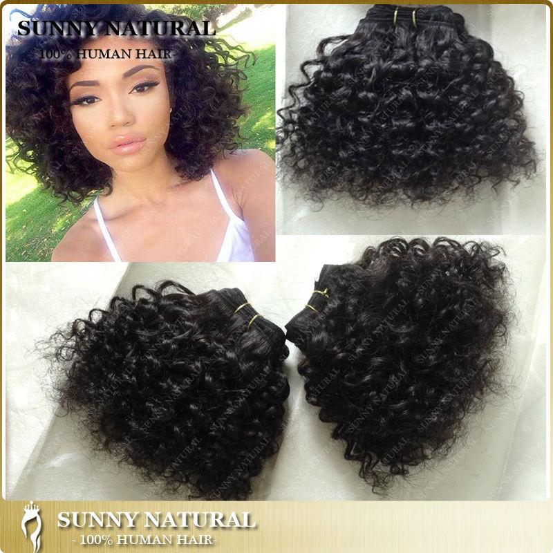 Human Hair Curls 3pcs Fast Shipping Bebe Baby Curls Cheap