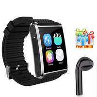 Smartwatch Android relogio inteligente PK QW08 X86 Relogio smart watch men with camera GPS 4GB/ROM smart phone invicta