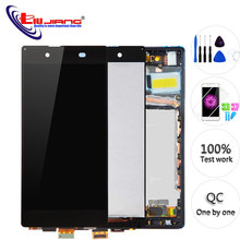 New LCD Display For SONY Z3 Plus Z4 E6553 E6533 E5663 LCD Digitizer Screen Touch Screen Assembly Screen Replacement parts