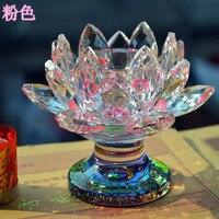 Wholesale 36pcs Lot Pink Tealight Crystal Votive Candle Holder