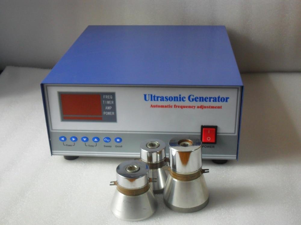 100KHZ 600W High Frequency ultrasonic Generator,100khz Ultrasonic transducer Generator