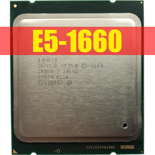 Intel Xeon E5-1660 E5 1660 SR0KN 3.3GHz 6 Core 15 MB Cache Socket 2011 Prosesor CPU Lebih Kuat dari E5 1650(China)