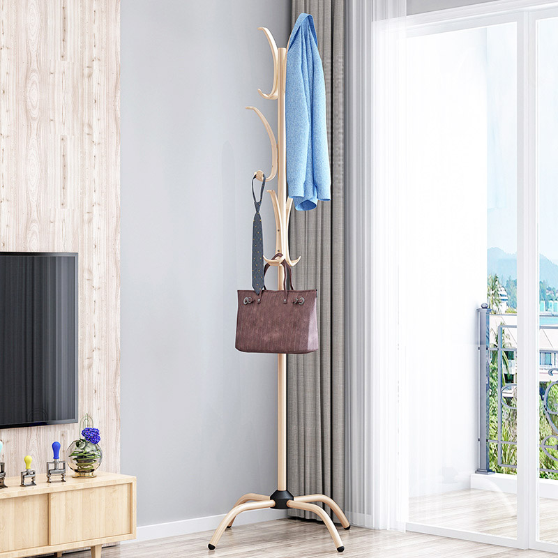 Creative Coat Rack 32MM Stainless Steel living room Multifunctional Furniture Hanging Storage Rack Clothes Hanger