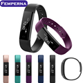 Femperna ID115 Sport Smart Bracelet Fitness Watch Activity Tracker Sleep Monitor Camera Remote Control Smartband PK Mi Band2