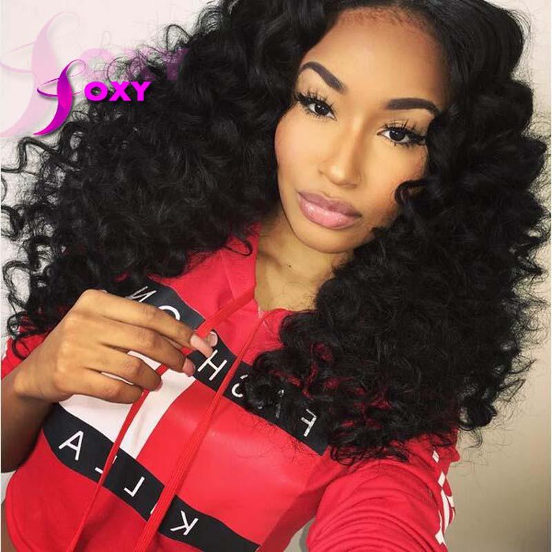 Nicki Minaj Curly Hair Wig Human Hair Unprocessed Virgin