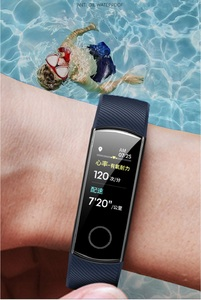Image 4 - VSKEY 100 sztuk miękkie osłona na ekran z TPU dla Huawei Honor dyskusja zespół 4 5 3 2 A2 ERIS ochraniacz ekranu smart watch ochronne film
