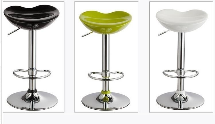 Coffee house black stool Ice cream shop lift  white chair Concert hall View of Taiwan stool chair free shipping enterprise marketing planning office chair coffee house hotel hall room stool free shipping