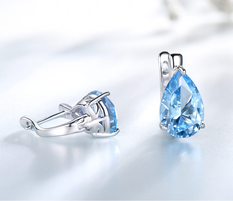 UMCHO-Sky-blue-topaz-925-stertling-silver-clip-earrings-for-women-EUJ086B-1-PC_04