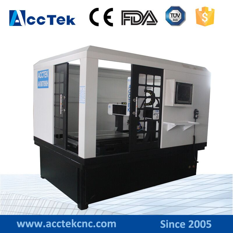 Factory Price Aluminum Brass Copper Stainless Steel Metal Cnc Machining Center For Sale