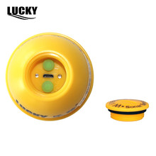 Lucky Wireless Fish Finder Wired 90 Degree Sonar Echo sounder Light Lure Sensor Alarm System Deeper Fishfinder FF1108-1CLA