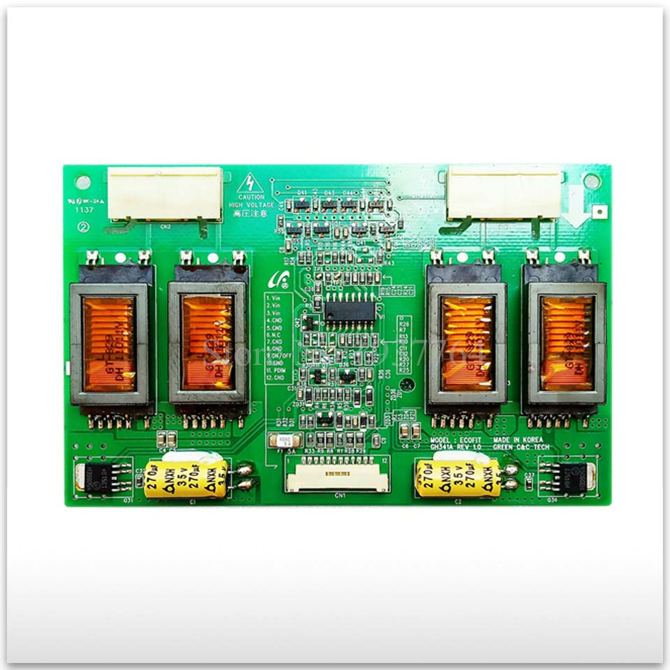 Original second-hand B2770 High pressure plate EF27WS P2370H p2770FH P2770H High pressure plate GH341A lcd 46z66a46e66a high pressure plate runtka538wjn1runtka539wjn1